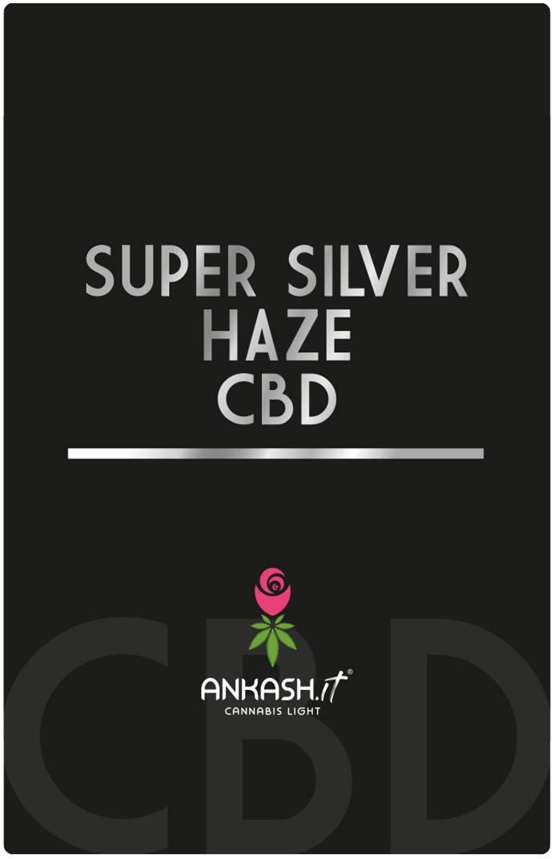 Super Silver HAze etichetta
